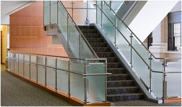 Glass Railings are amazing ,Bear Glass offers you the finest choice of glass railings that improves your interior like a magic.
