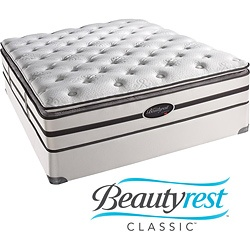 Beautyrest Classic Porter Plush Firm Pillow Top King Size Mattress Set By Simmons Pillows Setattress