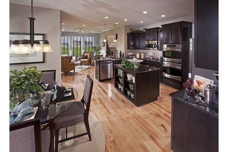 1000 ideas about ryland homes on pinterest bedroom for Kitchen cabinets zionsville