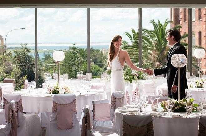 Wedding Reception at The Sebel Newcastle Beach