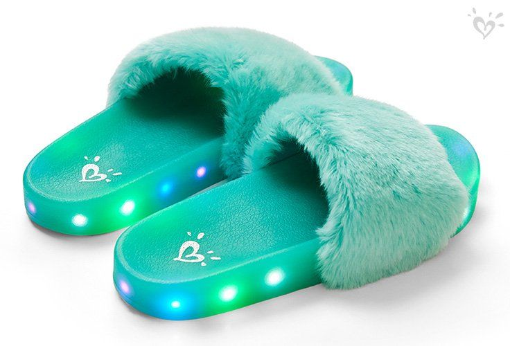 Let these slides light your way.