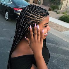 45 Finest Methods to Rock Feed In Braids this Season