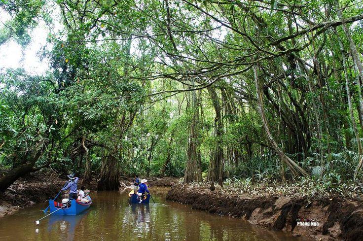 Little Amazones in Thailand http://www.kombiurlaub.eu/thailand