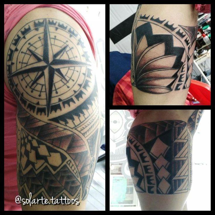 Los tatuajes tribales son muy populares, porque establecen vínculos físicos con las creencias de la persona. Haz tu cita con @solarte.tattoos por WhatsApp 3012049823. #coverupcustomtattoo #fernandoasylum #diegosolarte #tattoo #tatuaje #ink #tattoocolombia #tattoocolombia #tattooed #tatuajes #tattoocolor #owndesign #tribaltattoo #tribal #tat #bogota #galerias #coverupmagazine #tatuajetribal #design #black #pain #polynesiantattoo