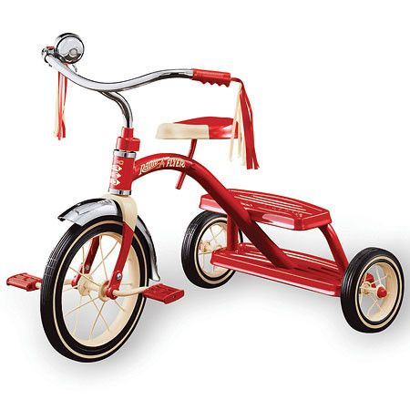Radio Flyer Classic Red Tricycle | Katie May Boutique | Women's Clothing and Accessories