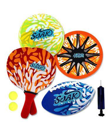 Loving This Water Beach Game Toy Set On Zulily Zulilyfinds