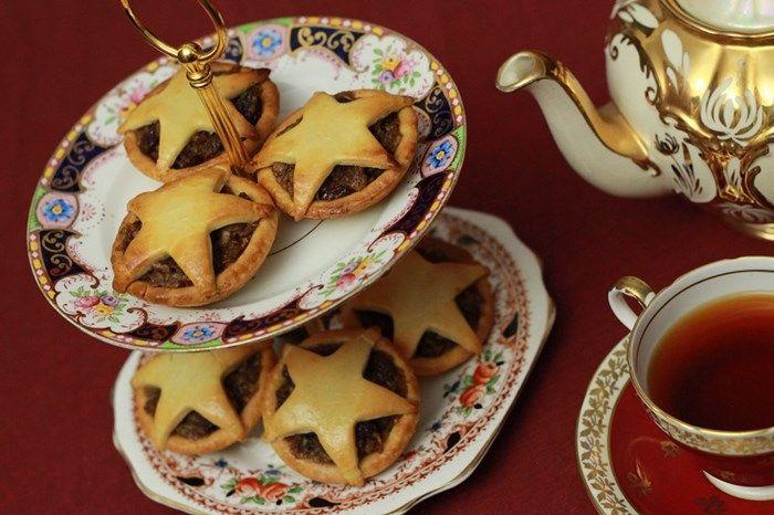 Mince Pies, Gluten Free from Eva Detko | Lucy Bee Coconut Oil
