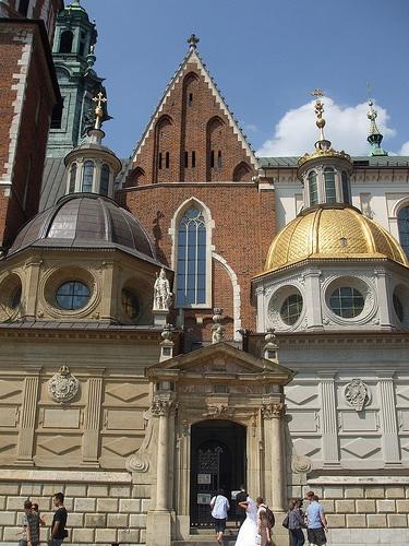 Wawel (Krakow, Poland).