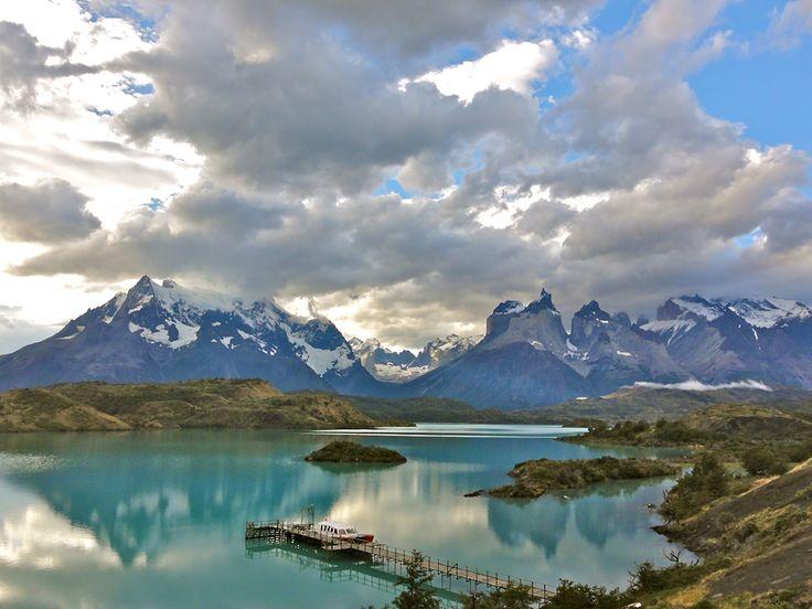 Deep in Patagonia's landscape: Hotel Salto Chico