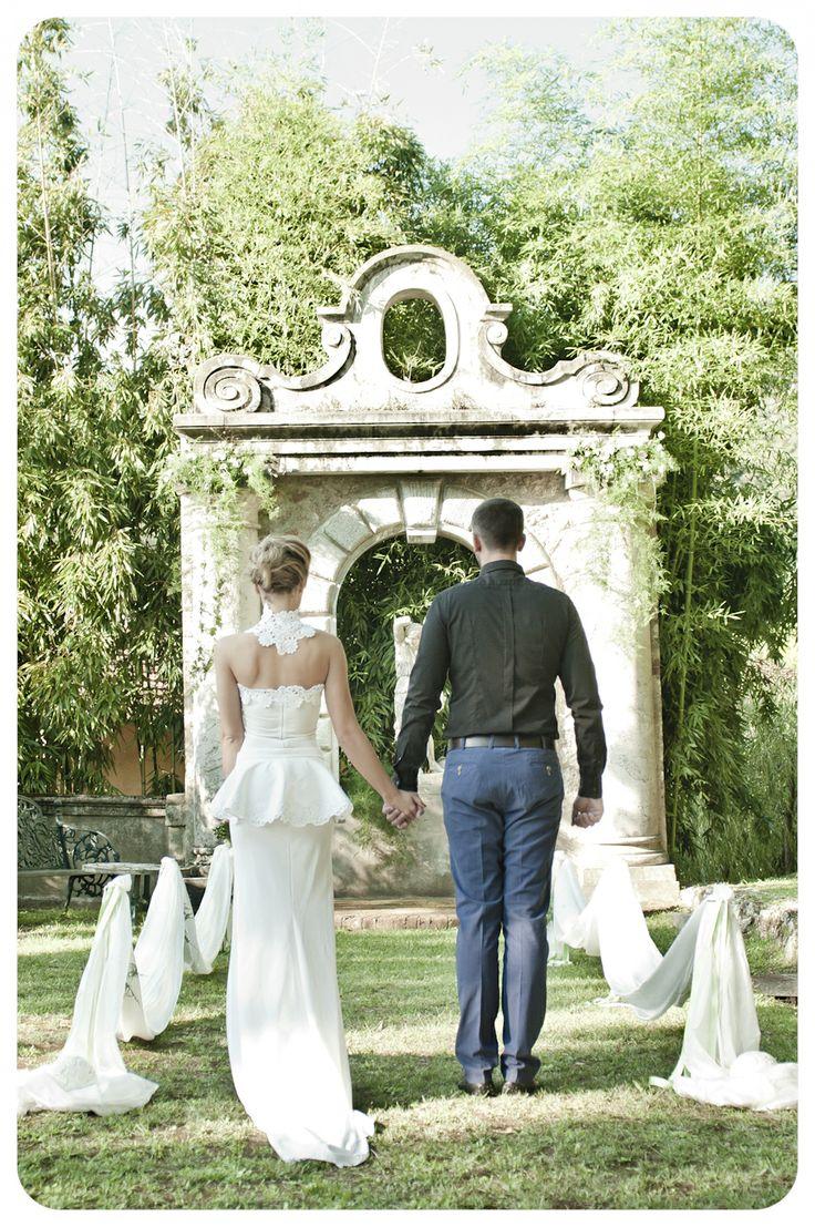 Свадебная церемония на двоих / Wedding ceremony for two