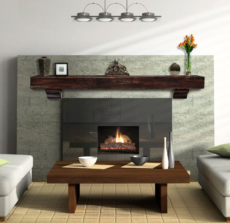 Best 25 Contemporary fireplace mantels ideas on Pinterest