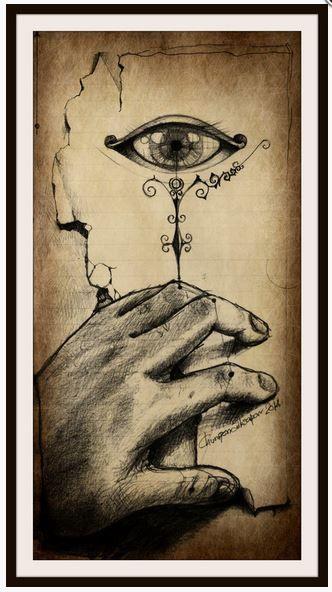 Eye of work (2B pencil on note paper) #artistic #art #artist #drawing #artcollector #artlovers #dibujo #arts_promote #worldofpencils #photooftheday #arts_help #worldofartists #artofinstagram #pencilart #pencil #draw #dailyart #art_viral #sketching #artwork #art