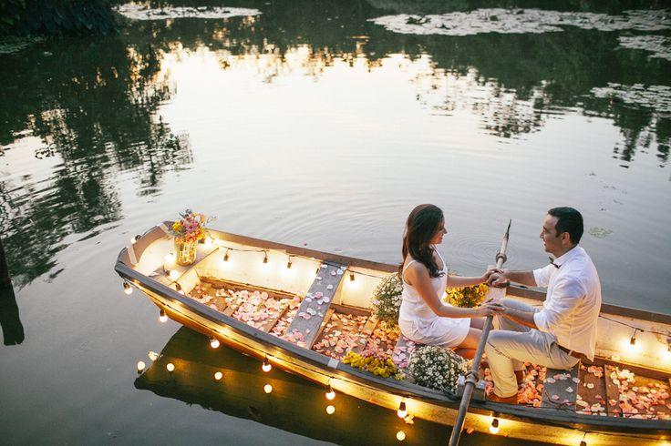 Um Dia de Amor – Pedido de Casamento Surpresa