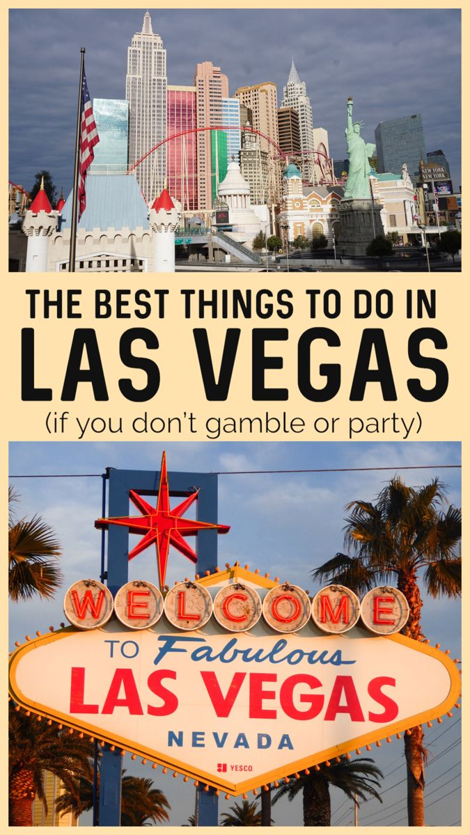25 Best Things To Do In Las Vegas That Aren T Gambling It S Not About The Miles In 2020 Road Trip Fun Las Vegas Things To Do