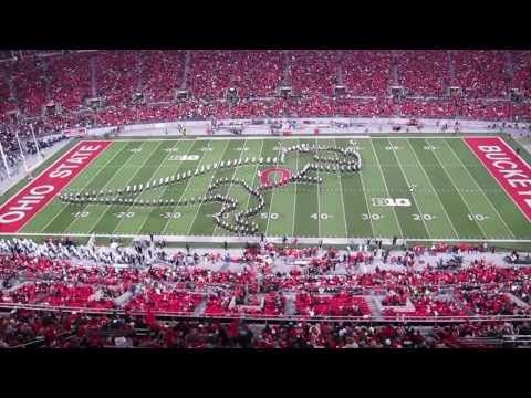 OSU Marching Band Tribute to Blockbuster Movies - YouTube