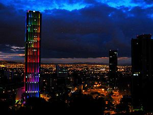 Bogota!!  :)
