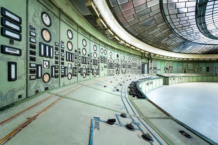 This semi-abandoned power station located in Hungary is a true gem among industrial locations and was once Europe's most advanced power station. The control room itself has been abandoned for quite some time, but most parts of the location are still in use providing power to a major city nearby. Therefor me and my friends were…