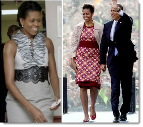 Michelle Obama Bad Outfits Michelle Obama Fashion Mistakes White House Fashion Michelle O