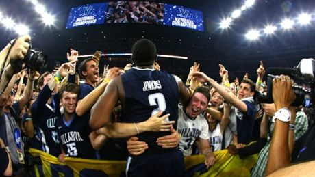 NCAA March Madness: Villanova wins final-minute thriller over UNC