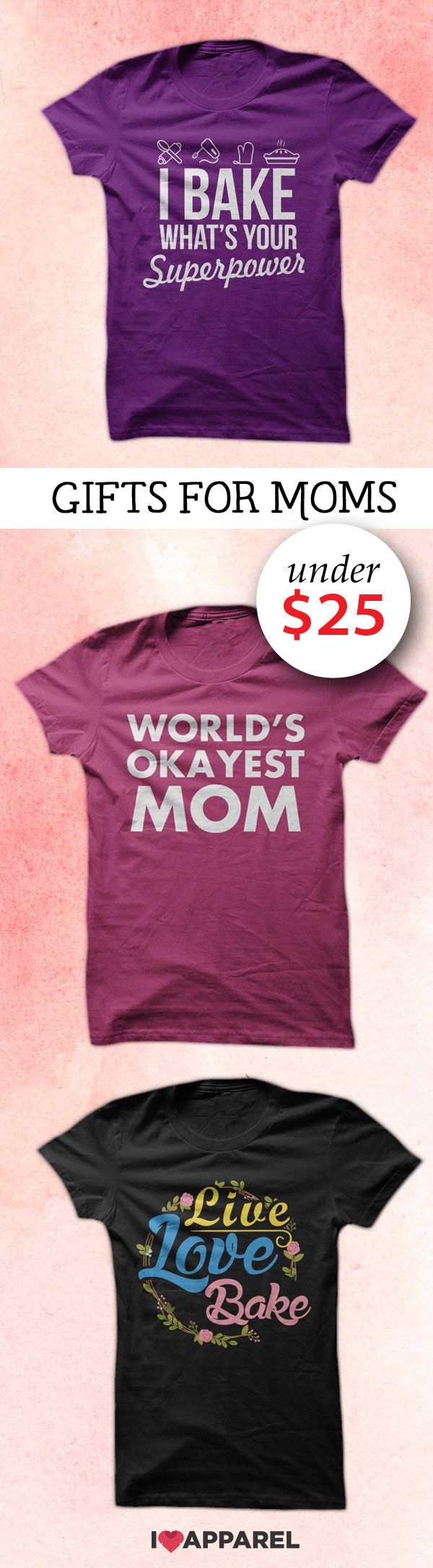 Find the perfect gift for any mom. Buy two or more items and get free US shipping.