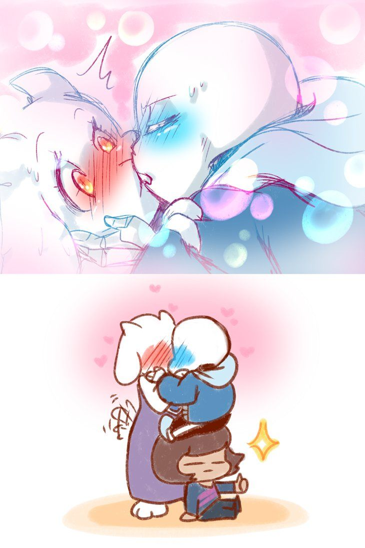 A Human To The Fr-escue (Soriel) by thegreatrouge on DeviantArt || Undertale
