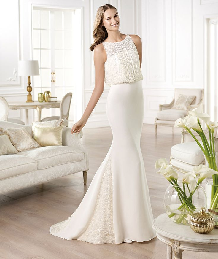 Pronovias Bridal Collection Atelier 2014
