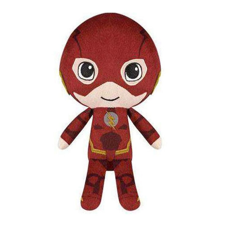 Flash Plushy From The Justice League Movie