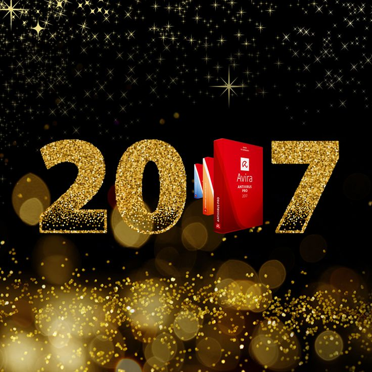 Happy New Year 2017! We wish you a great start and of course we will continue to provide news about Avira here on Pinterest! #HappyNewYear