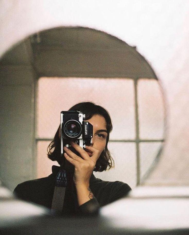 Автопортрет фотосъемка идеи