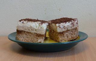 smaki życia Ewy: Piankowe ciasto kawowe