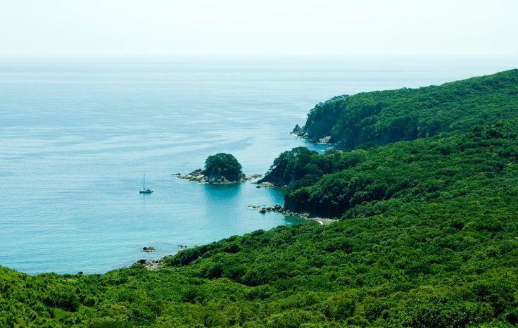 Бухта Теляковского // Telyakovskogo Bay, Sea of Japan, Pacific Ocean (Khasan district, Primorsky kray, Russia) #hasan #russia #sea #ocean #east #primorie