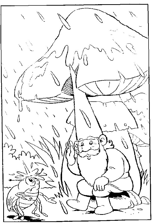 nisse coloring pages - photo#22