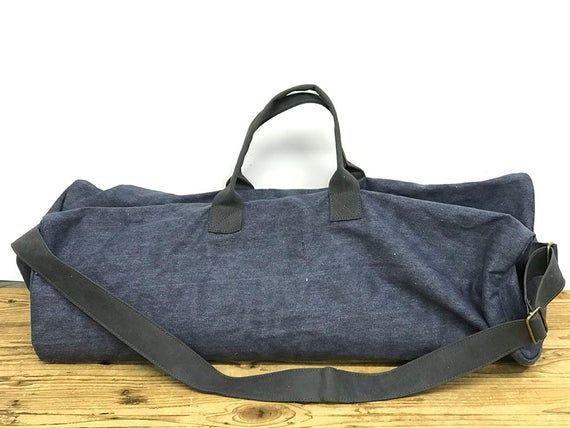 Unisex Travel Duffels Gym Bag Watercolor Butterfly Canvas Weekender Bag Shoulder Bag Totes bags