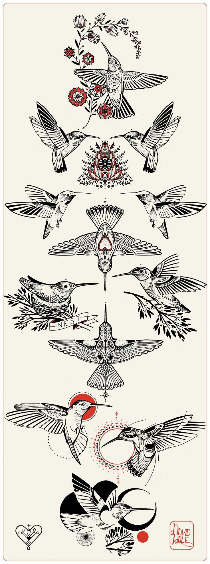david hale Hummingbirds (symbolism : http://mara-gamiel.blogspot.nl/2009/09/hummingbird-symbolism.html )