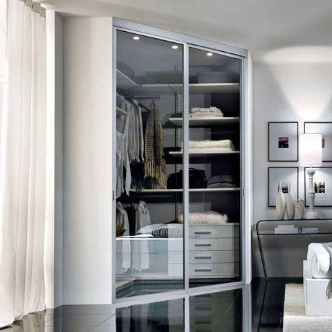 Oltre 25 fantastiche idee su armadio angolare su pinterest - Armadio con cabina angolare ...