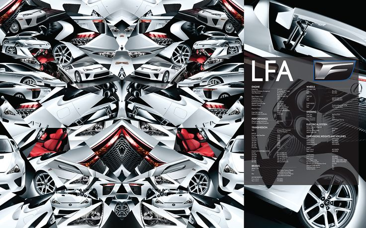 Lexus Auto Shows on Behance