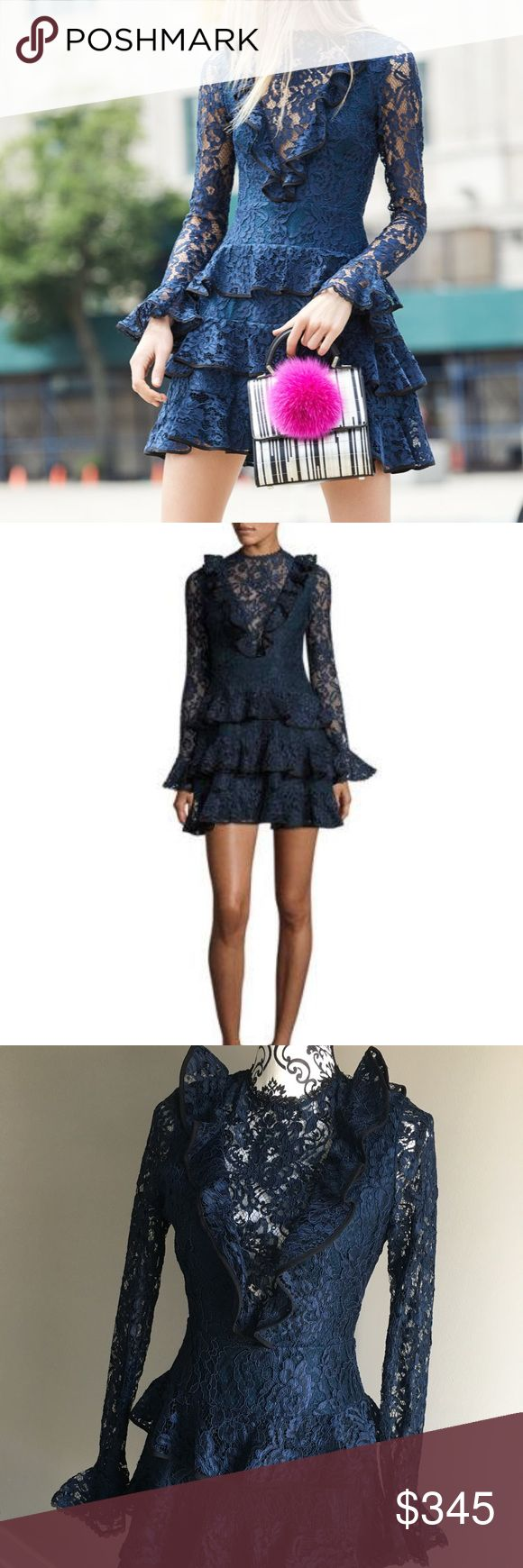 Alexis Tracie Dress Brand new beautiful Alexis dress size small! Has tags still on it. Perfect condition. Alexis Dresses