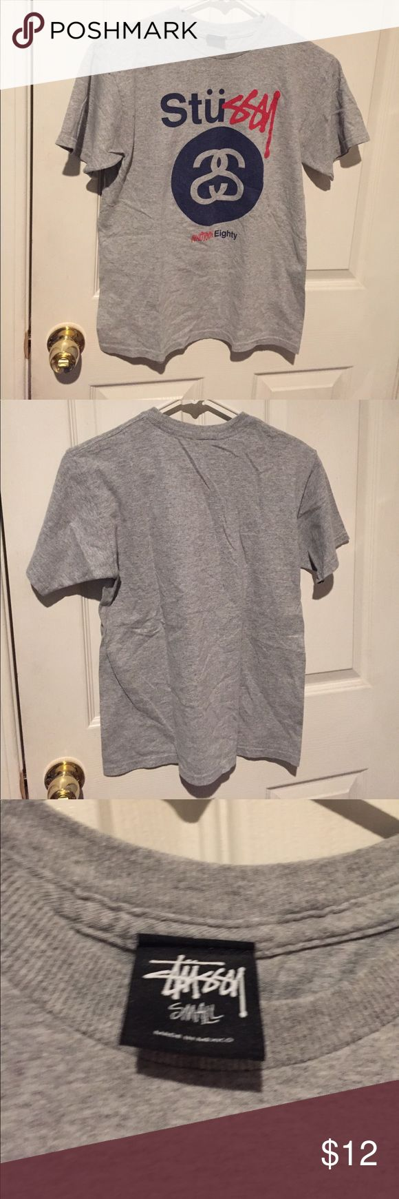 S size Stussy shirt S size Stussy shirt; 15% off bundle of 2; jeans on sale too in another listing Stussy Tops