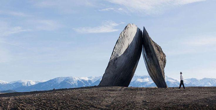 Transformaciones geológicas dan origen a esculturas de escala geográfica que fundan una galería de arte al aire libre en el Parque Nacional Yellowstone