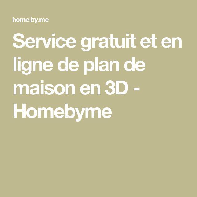 Gallery of service gratuit et en ligne de plan de maison - Cuisine en ligne 3d ...