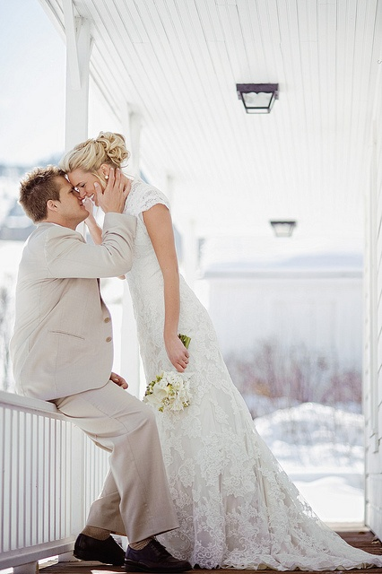 if i get married in the winter this is the photograph i want