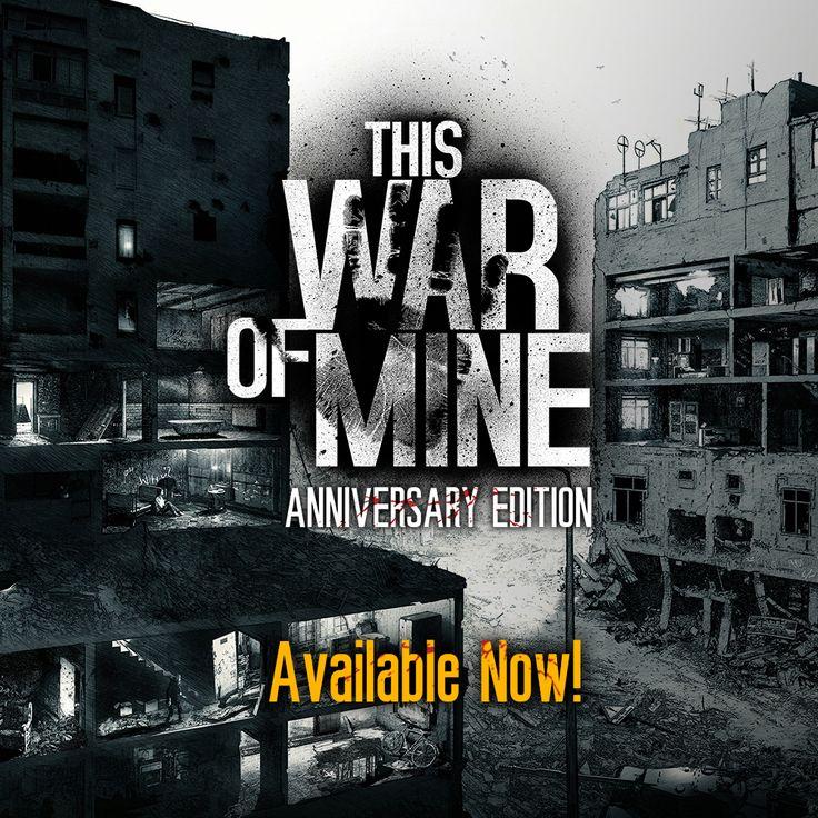 This War of Mine regala un nuevo DLC para celebrar su segundo aniversario        11 bit Studios ha lanzado un nuevo DLC gratuito para su This War of Mine como parte de una promocin para celebrar su segundo ao en... http://sientemendoza.com/2016/11/12/this-war-of-mine-regala-un-nuevo-dlc-para-celebrar-su-segundo-aniversario/