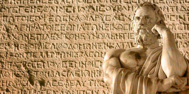 Για την αρχαία ελληνική - Οσίου Παϊσίου - Υπογραφές για την Διατήρηση των Αρχαίων, Το Facebook έβαλε «Αρχαία Ελληνικά»