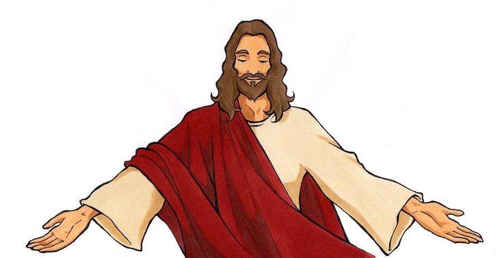 Jesus Christ by joansi.deviantart.com on @deviantART | The ...