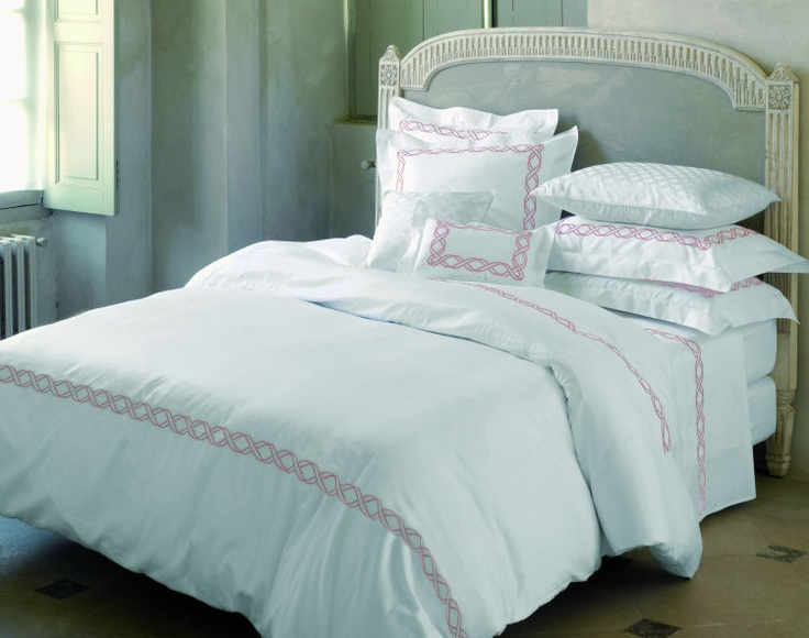85 Best Yves Delorme Images On Pinterest Decorative Bed