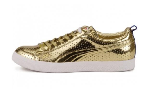Puma Schoenen Gold