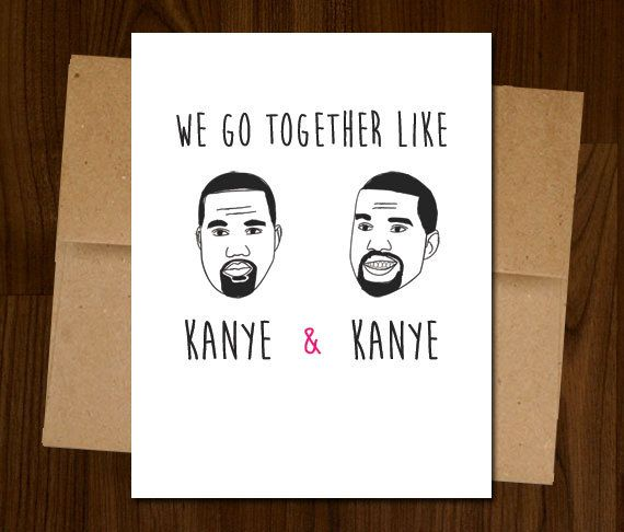 11 best images about Valentines – Kanye West Valentine Cards