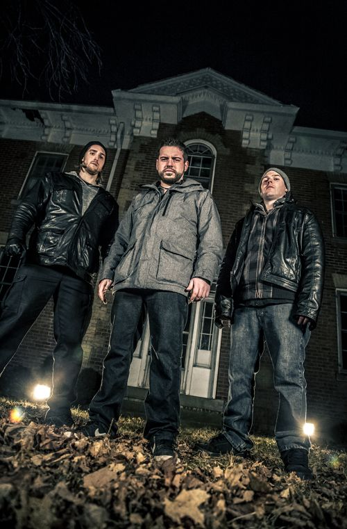Love Hurts! Love Scars! Love Wounds! DEATHPOINT Gets Sinister With Anti-Valentine's Day Show; New Music Music Video 'Between The Lines' | As...