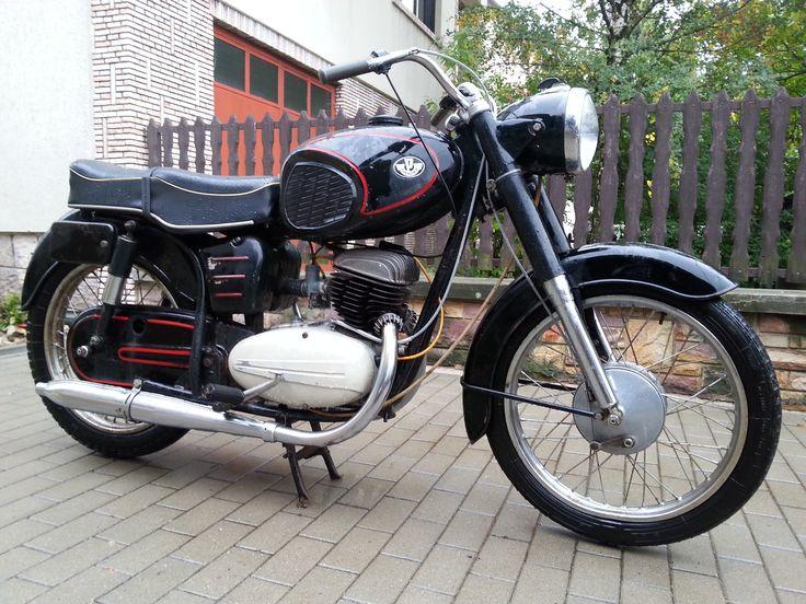 Pannónia P10 1969