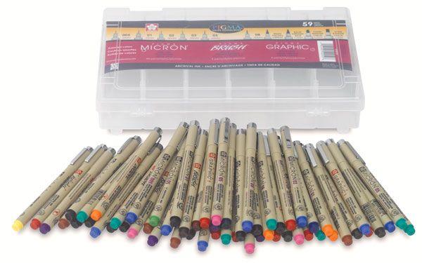 Sakura Micron Pen set
